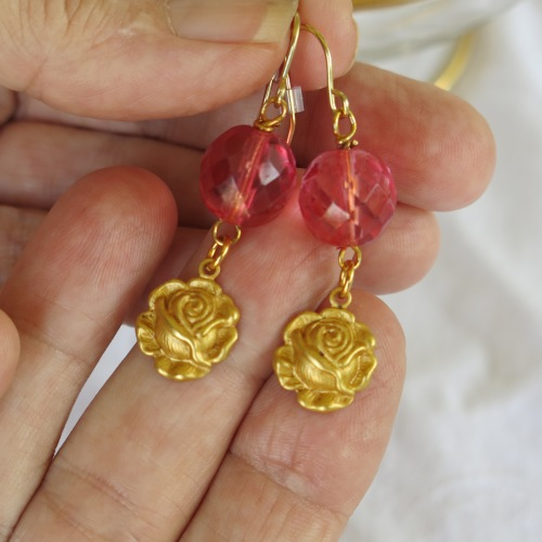 Lady Roses Earrings