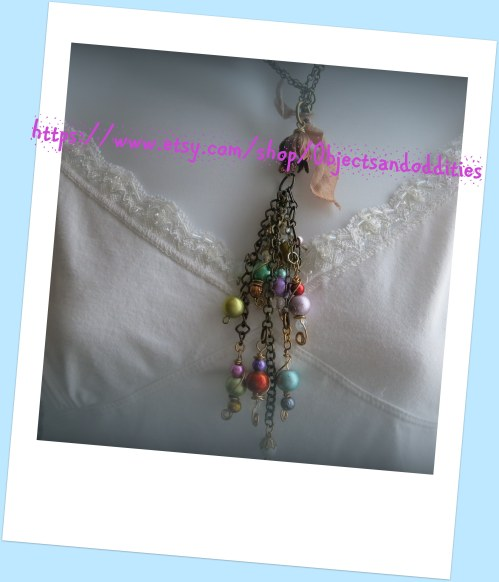 Extra Long Tassel Necklace, over 30 inches!