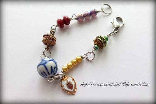 Sacred Heart Boho Bracelet