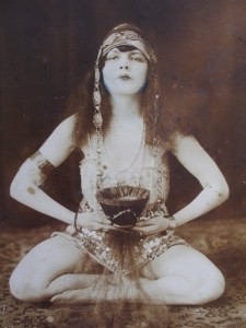 Egyptian Revival photo c.1920