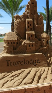 South Padre Sand Castle