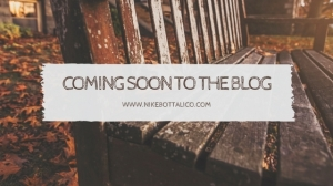 Coming Soon to the Blog-Autumn