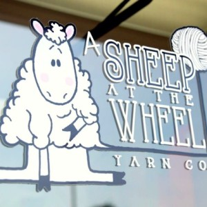 sheep-at-the-wheel-window-sign